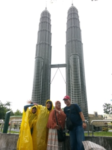 Lego Twin Tower