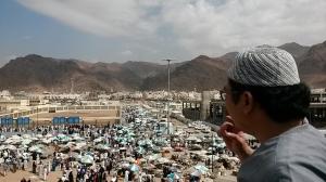 Jabal Uhud & Makam Suhada Uhud