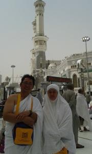Depan Masjidil Haram