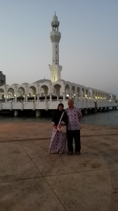 Mesjid Apung, Laut Merah, Jeddah