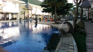Swimming Pool Novotel Banjarbaru
