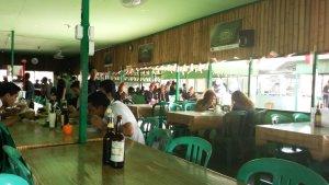 Suasana Depot Soto Bang Amat