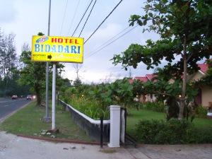 Bidadari Beach Hotel