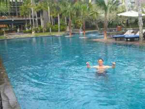 Swimming Pool Novotel Palembang