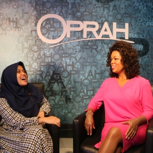 Kk interview with Oprah