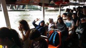 Boat gratis ke Asiatique