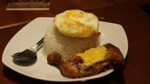 Nasi Telur Ayam