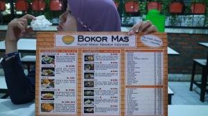 Kk & Menu Bokor Mas