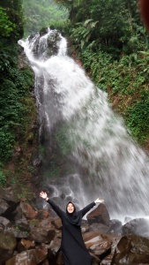 Ciherang Waterfall
