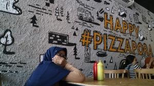 Ade @ Panties Pizza Bandung