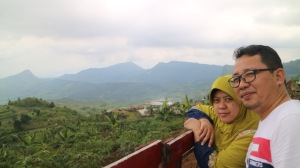 View @ Simpang Curug Ciherang